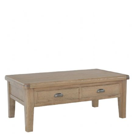 Henley Oak Large Coffee Table